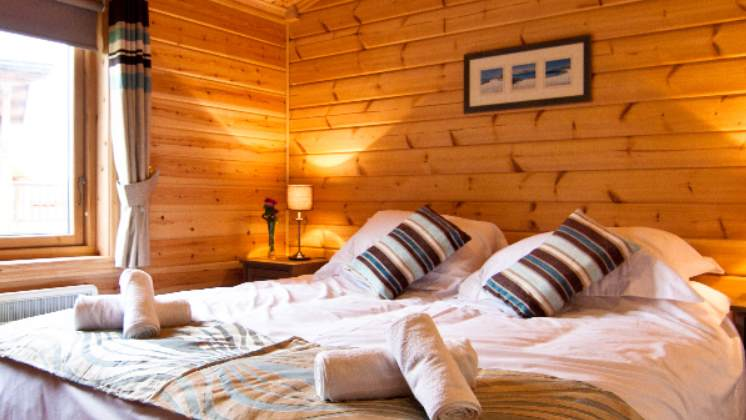 Lodges for Sale, Caddys Corner, Cornwall
