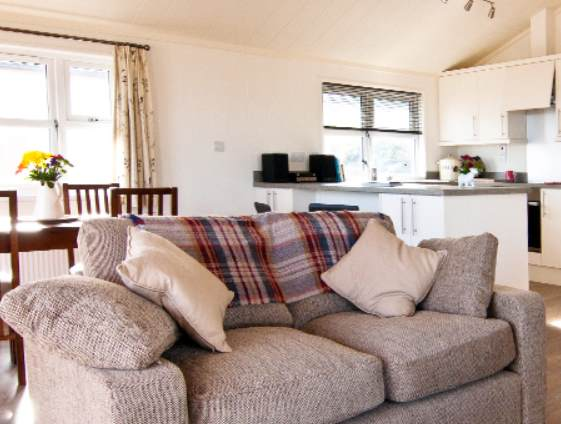 Caddy's Corner Lodges Cornwall Holiday