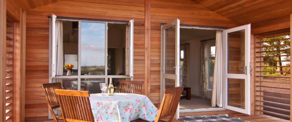 Lodges for Sale, Caddys Corner, Carnmenellis, Nr Falmouth, South CornwallCaddys Cor