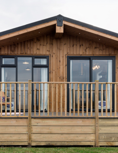 Pathfinder Homes Exterior Lodge
